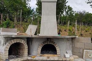 Снимка номер 2 за Изработка на камини, пещи и барбекю Тел за връзка: 0888981979