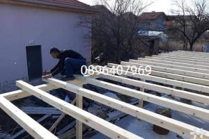 Снимка номер 4 за Ремонт на покриви и хидроизолация на покриви
