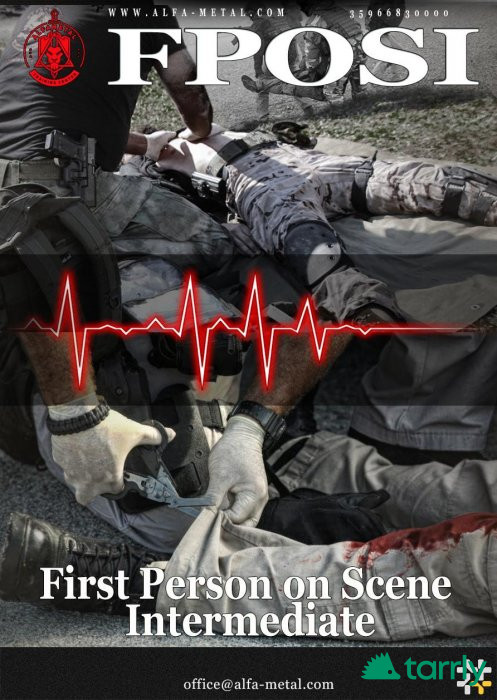 Снимка номер 1 за Курс за първа долекарска помощ