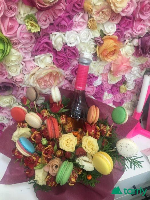Снимка номер 1 за Цветя доставка , букети и балони