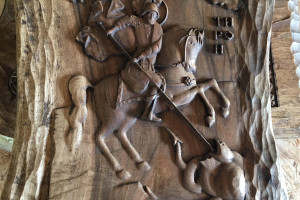 Снимка номер 5 за Изработване на икони, пана и картини от дърво