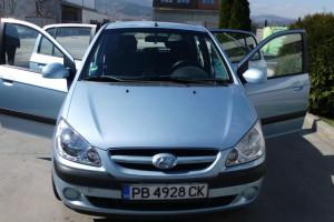 Снимка номер 1 за Лек автомобил Hyundai Getz 1.5 CRDI - tel.: 0888587566