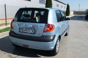 Снимка номер 3 за Лек автомобил Hyundai Getz 1.5 CRDI - tel.: 0888587566