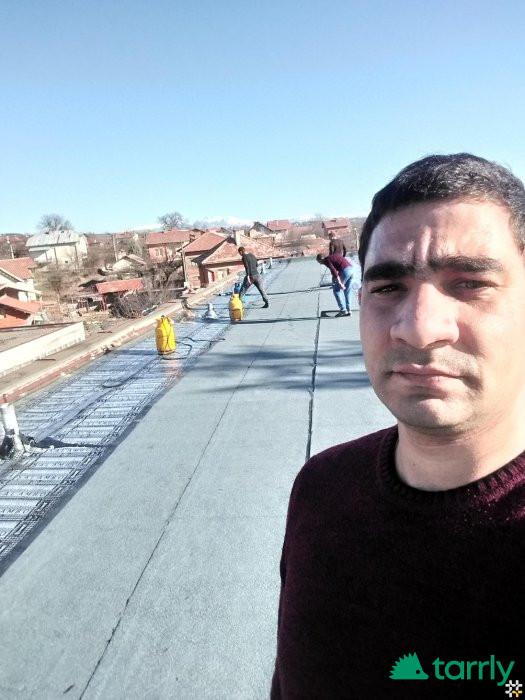 Снимка номер 1 за Ремонт и изграждане на покриви